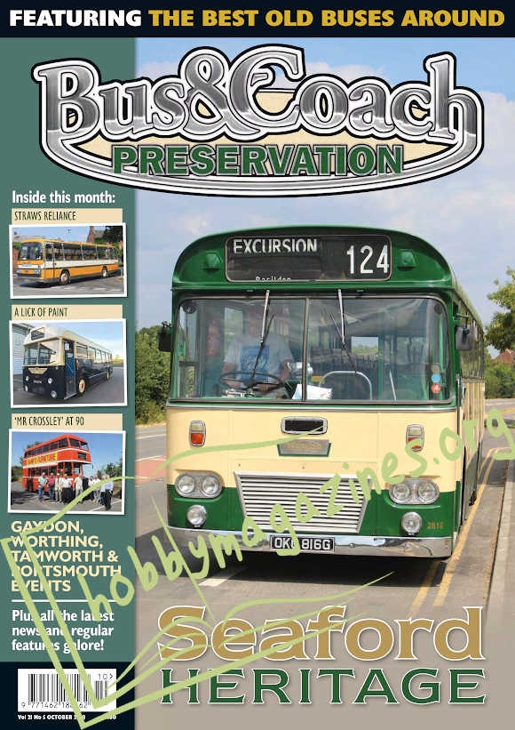 Bus & Coach Preservation - October 2018