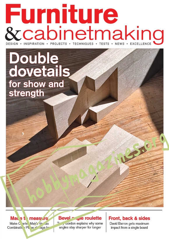 Furniture & Cabinetmaking - November 2018