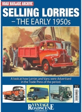 Road Haulage Archive 21 – Selling Lorries-The Early 1950s
