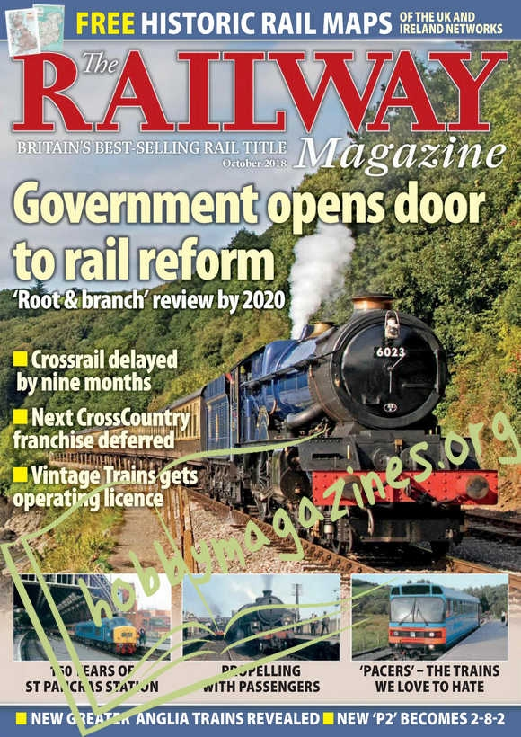 The Railway Magazine - October 2018