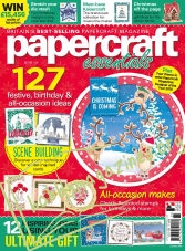 Papercraft Essentials 165 – October 2018