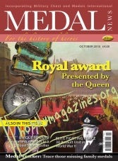 Medal News - October 2018