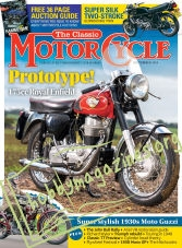 The Classic MotorCycle – September 2018