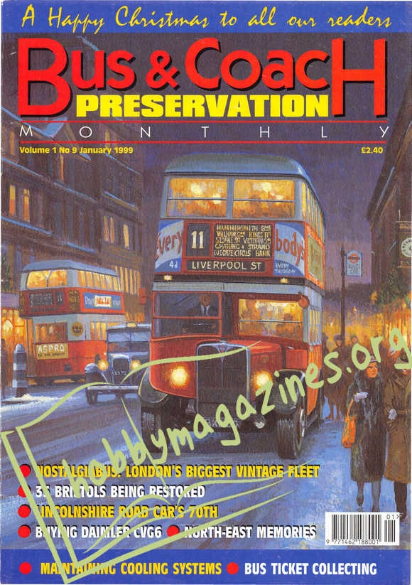 Bus & Coach Preservation Vol.1 No 9 - January 1999