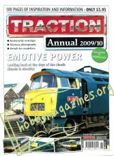 TRACTION Annual 2009-2010