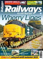 Railways Illustrated - November 2018
