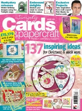 Simply Cards & Papercraft Issue 183