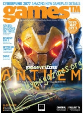 GamesTM Issue 205