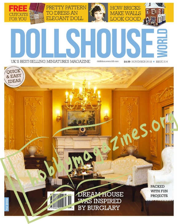 Dolls House World – November 2018