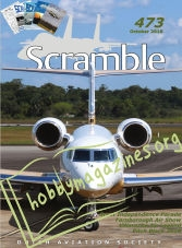 Scramble – October 2018