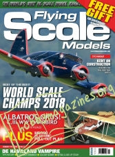 Flying Scale Models – November 2018