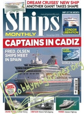 Ships Monthly – November 2018