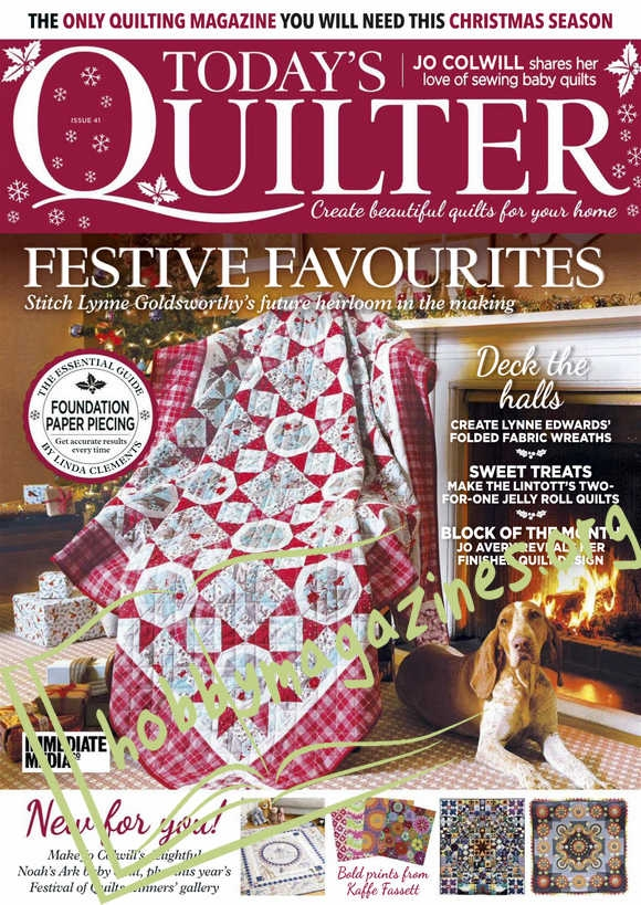 Todays Quilter Issue 41