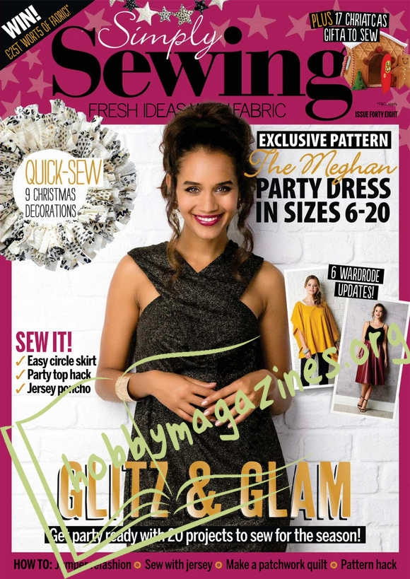 Simply Sewing Issue 48