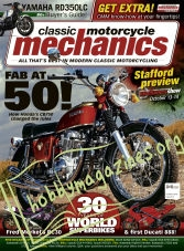 Classic Motorcycle Mechanics - October 2018