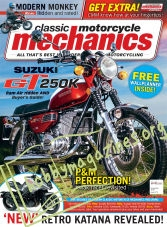 Classic Motorcycle Mechanics - November 2018