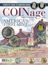 COINage - October 2018
