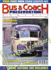 Bus & Coach Preservation - February 1999