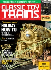 Classic Toy Trains – December 2018