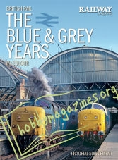 British Rail The Blue & Grey years in Colour