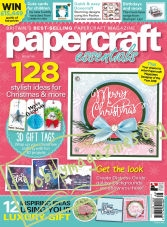 Papercraft Essentials Issue 166
