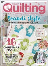 Love Patcwork & Quilting Issue 66