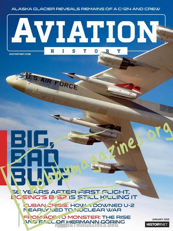 Aviation History - January 2019