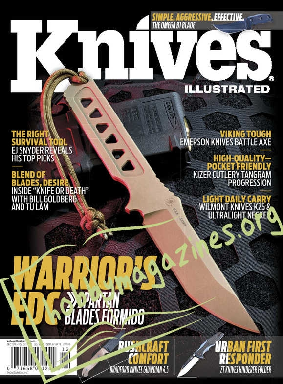 Knives Illustrated – December 2018