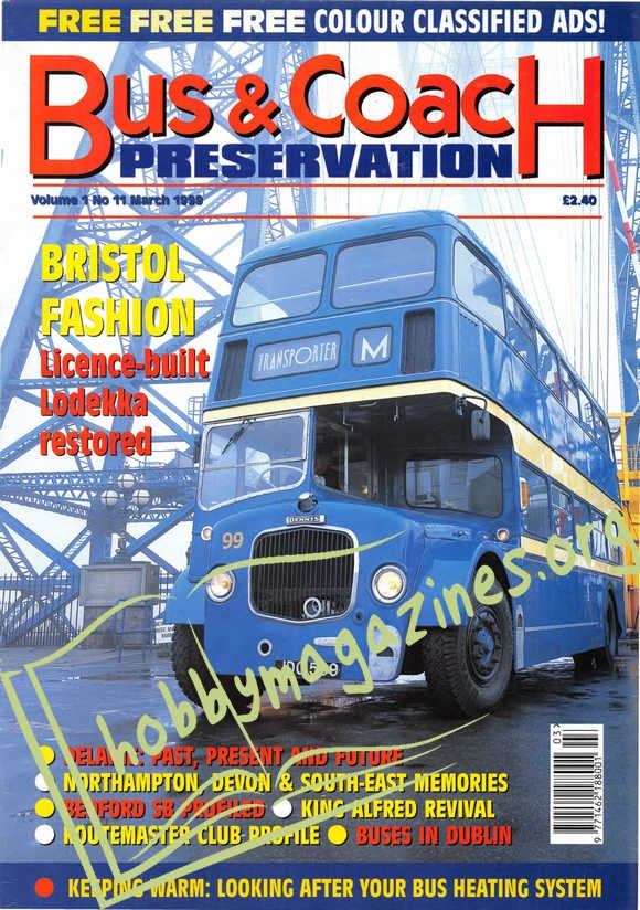 Bus & Coach Preservation - March 1999