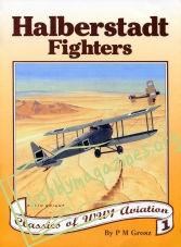 Classics of WWI Aviation 1 - Halberstadt Fighters