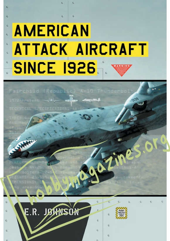 American Attack Aircraft Since 1926