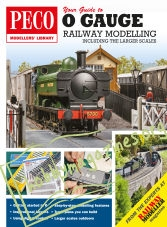 PECO Modellers' Library - Your Guide 0 Gauge Railway Modelling