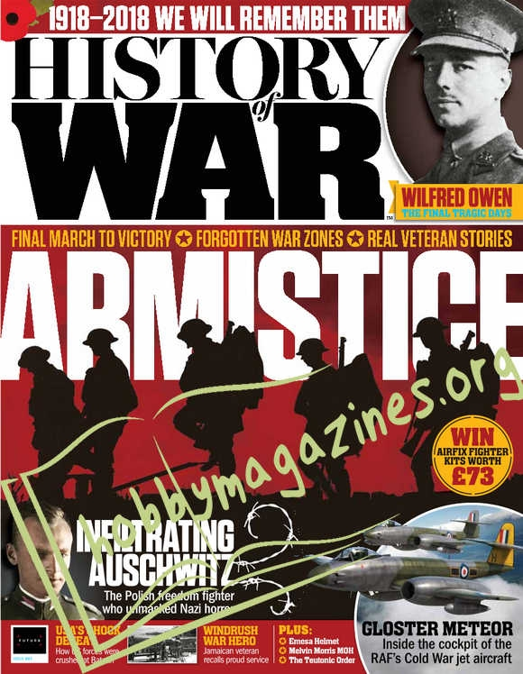 History of War Issue 61