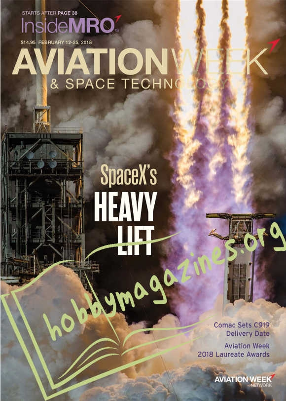 Aviation Week & Space Technology - February 12-25, 2018
