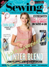 Simply Sewing Issue 49