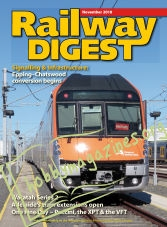 Railway Digest – November 2018