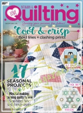 Love Patchwork & Quilting Issue 67, 2018