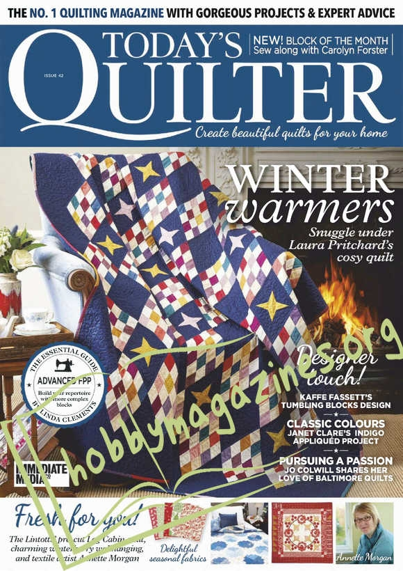 Todays Quilter Issue 42