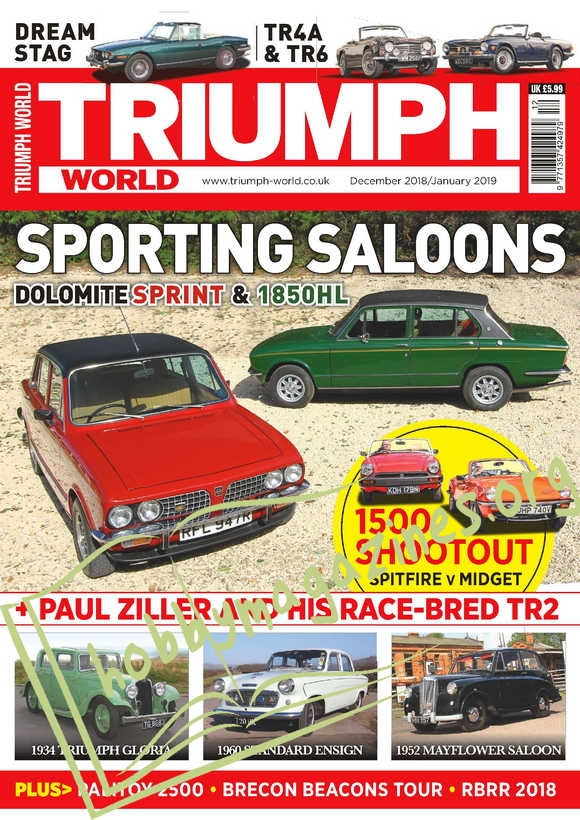 Triumph World - December/January 2019