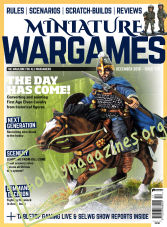 Miniature Wargames – December 2018