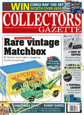 Collectors Gazette – December 2018