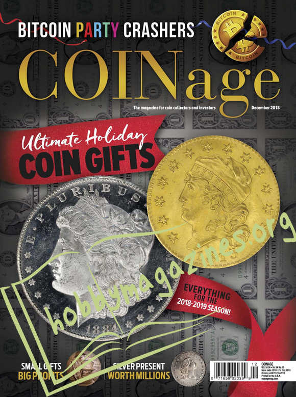COINage – December 2018