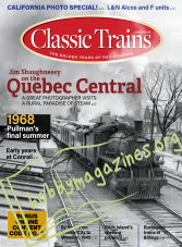 Classic Trains – Winter 2018