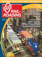 0 Gauge Railroading - January 2019