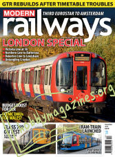 Modern Railways – December 2018