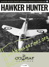 Combat Machines 04 - Hawker Hunter