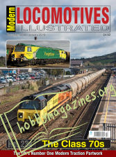 Modern Locomotives Illustrated - December/January 2019