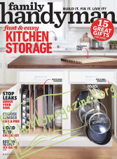 The Family Handyman - January 2019