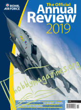Royal Air Force: The Official Annual Review 2019