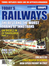 Today's Railways Europe - December 2018